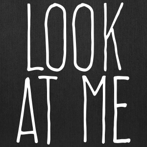look at me Bags & backpacks - Tote Bag
