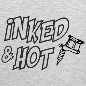Inked and hot Sportswear - Men's Premium Tank
