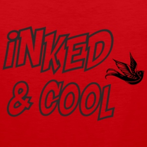 Inked and cool Sportswear - Men's Premium Tank