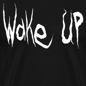 Wake up - Donnie Darko Quote T-Shirts - Men's Premium T-Shirt