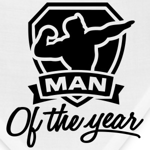 Man of the year 1 clr Caps - Bandana