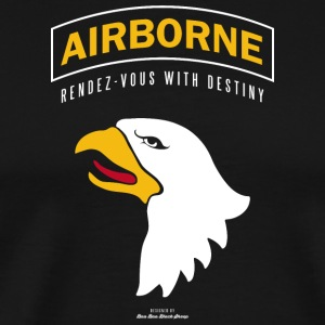 Airborne - Men's Premium T-Shirt
