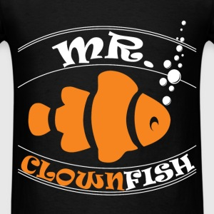 Mr. Clown Fish - Men's T-Shirt