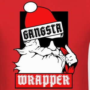 Gangsta Wrapper T-Shirts - Men's T-Shirt