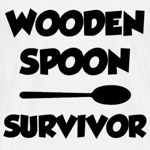 WOODEN SPOON 1.png T-Shirts - Men's Premium T-Shirt