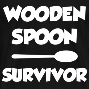 WOODEN SPOON 2.png T-Shirts - Men's Premium T-Shirt