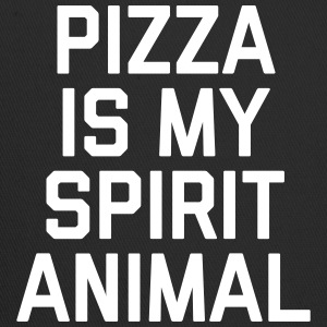 Pizza Spirit Animal Funny Quote Sportswear - Trucker Cap