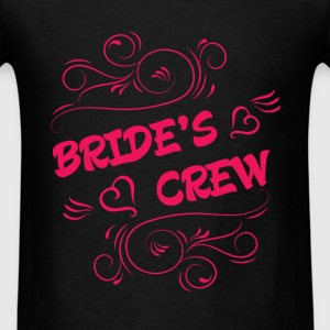 Bride's crew - Men's T-Shirt