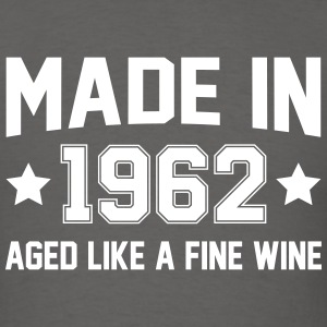 Made In 1962 Aged Like A Fine Wine T-Shirts - Men's T-Shirt