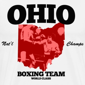 Ohio Boxing Team Tee - Men's Premium T-Shirt