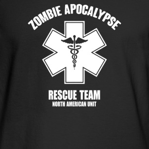 Zzombie Apocalypse - Men's Long Sleeve T-Shirt