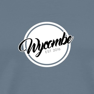 WYCOMBE Badge - Men's Premium T-Shirt