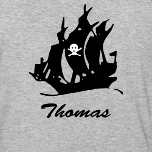 thomas pirate - Baseball T-Shirt