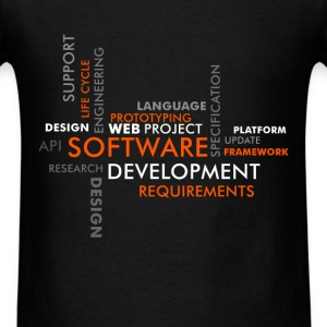 Software developer - Software developing - Men's T-Shirt