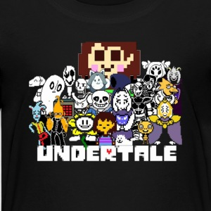 Charater Undertale - Kids' Premium T-Shirt