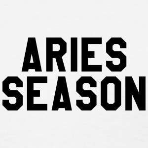 Aries season T-Shirts - Women's T-Shirt