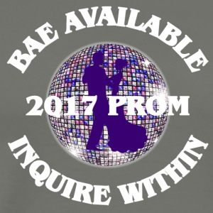 2017 Prom - Bae Available Inquire Within - Men's Premium T-Shirt