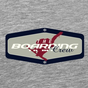 THE BOARDING crew - Men's Premium T-Shirt