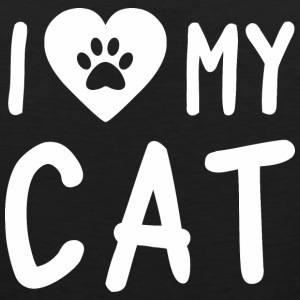 I Love My Cat Sportswear - Men's Premium Tank