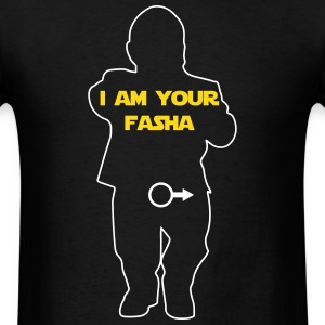 I AM YOUR FATHER / FASHA / DAD / DADDY - Men's T-Shirt