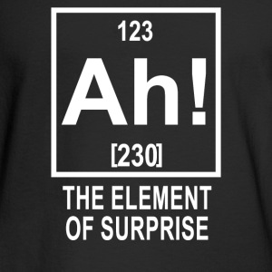 The Element Of Surprise - Men's Long Sleeve T-Shirt