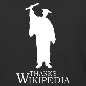 thanks wikipedia - Baseball T-Shirt