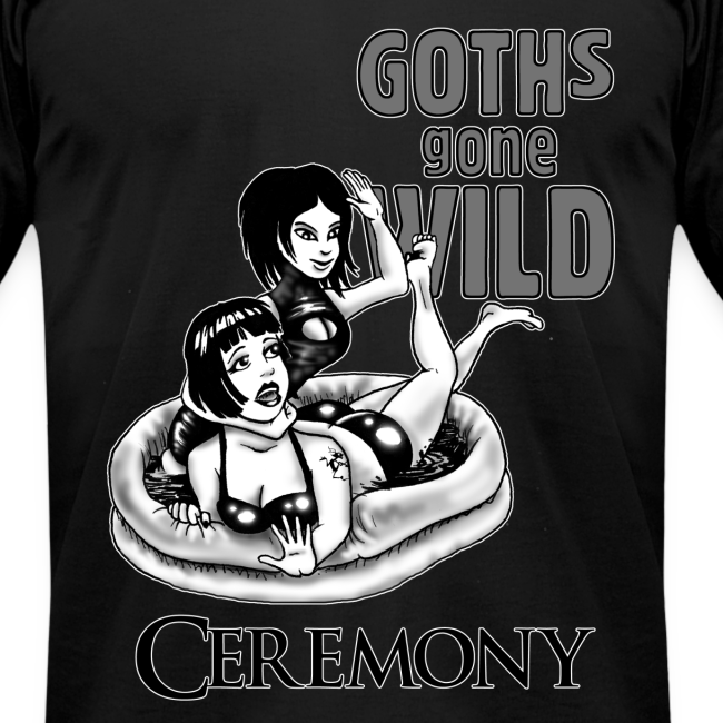 Goths Gone Wild - design by Sponge Studio