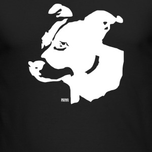 Staffordshire Bull - Men's Long Sleeve T-Shirt by Next Level