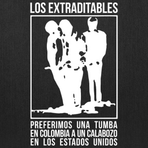 Los Extraditables (oscura) Bags & backpacks - Tote Bag