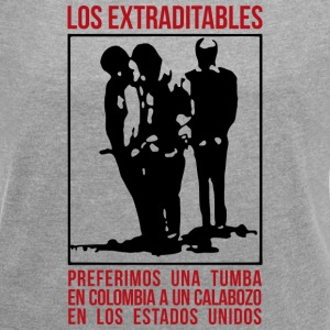Los Extraditables T-Shirts - Women´s Roll Cuff T-Shirt