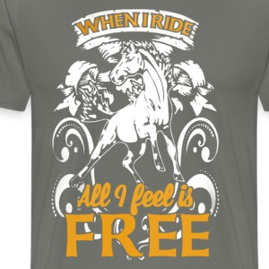 All I feel is Free - Men's Premium T-Shirt