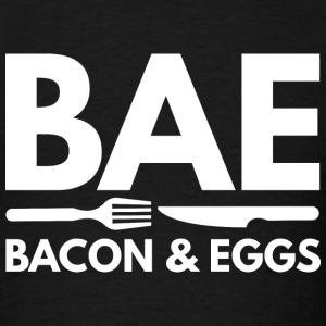 BAE Bacon And Eggs - Men's T-Shirt