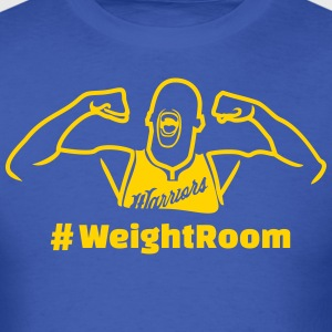 #WeightRoom - Men's T-Shirt