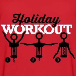 Holiday work corkscrew T-Shirts - Women's Flowy T-Shirt