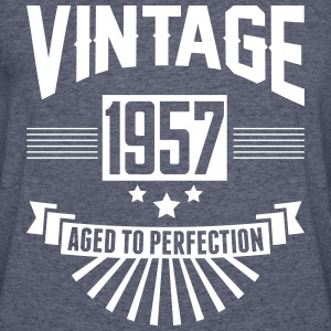 VINTAGE 1957 - Aged To Perfection T-Shirts - Men's 50/50 T-Shirt