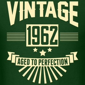 VINTAGE 1962 - Aged To Perfection T-Shirts - Men's T-Shirt