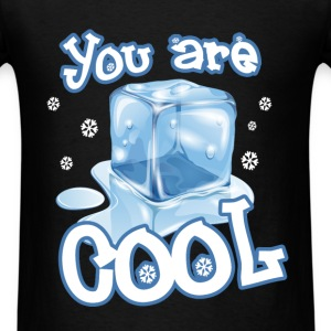 St. Valentine - You are cool - Men's T-Shirt