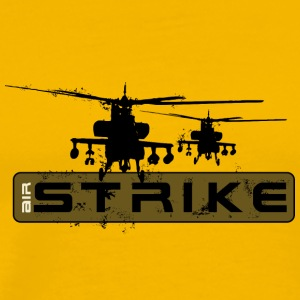 Air strike helicopters - Men's Premium T-Shirt
