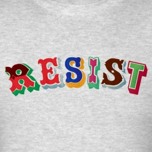 Resist T-Shirt - Men's T-Shirt
