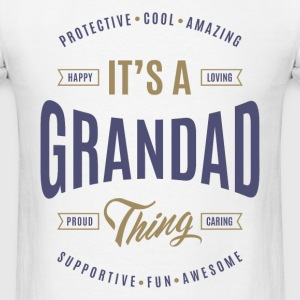 Grandad Tees Perfect Gifts - Men's T-Shirt