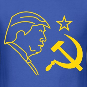 Trump Hammer and Sickle T-Shirts - Men's T-Shirt
