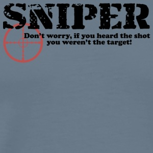 Sniper Hear - Men's Premium T-Shirt