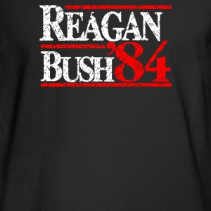 Reagan Bush 84 - Men's Long Sleeve T-Shirt