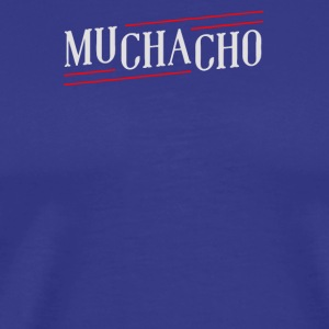 Muchacho is a Free a western-style - Men's Premium T-Shirt