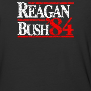 Reagan Bush 84 - Baseball T-Shirt
