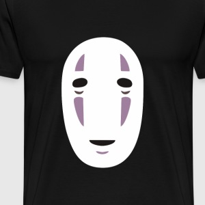 faceless kaonashi - Men's Premium T-Shirt