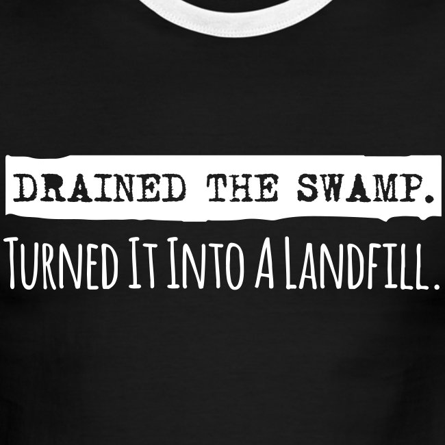 Drained the Swamp (Ringer)