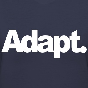 ADAPT - Women's V-Neck T-Shirt