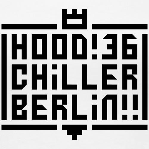 8 Bit Hood Chiller Berlin Nerd