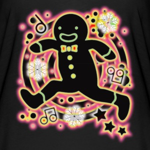 The_Gingerbread_Man - Women's Flowy T-Shirt